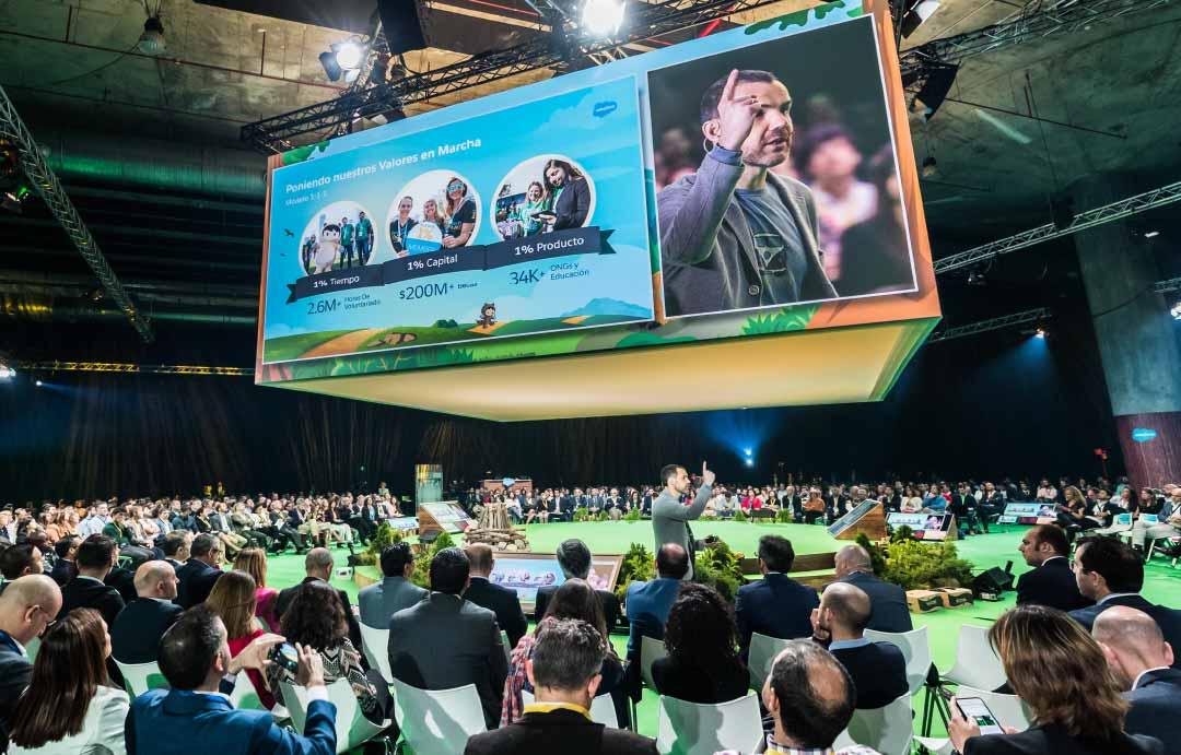 Evento de Salesforce en Madrid