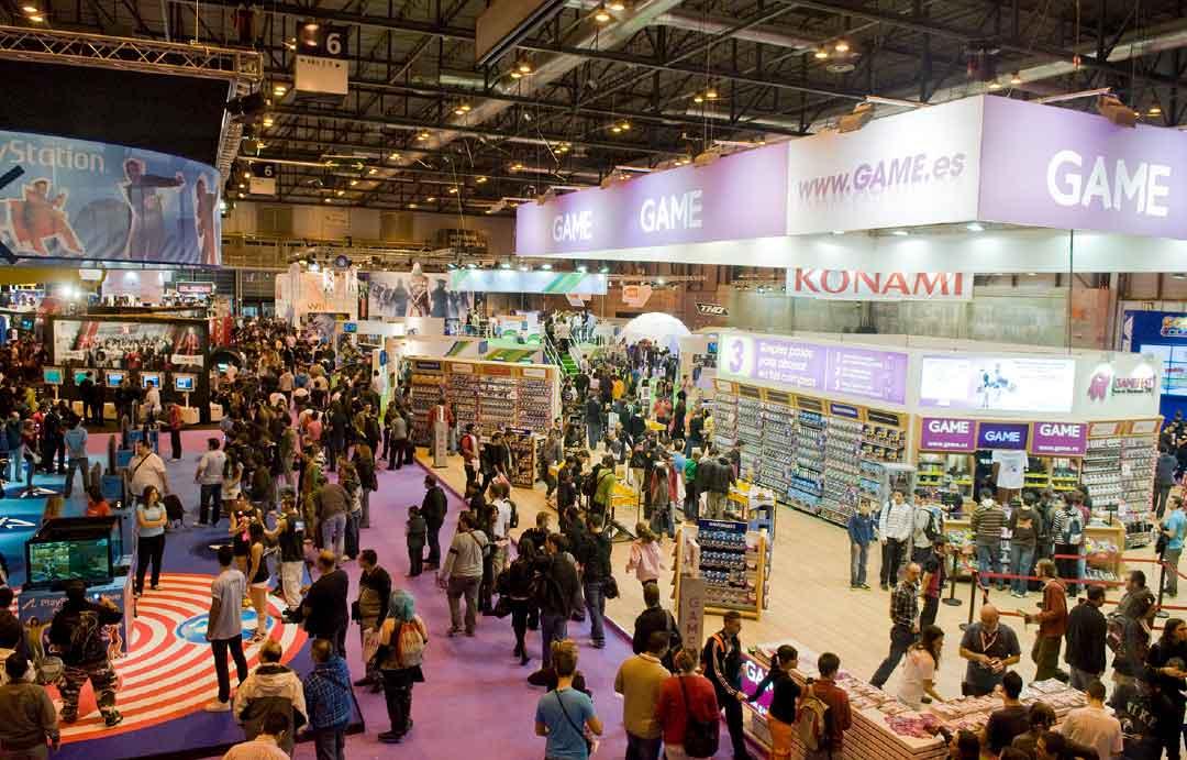 Feria de videojuegos