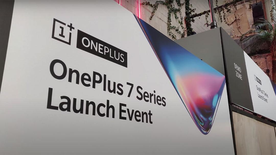 Lanzamiento del nuevo OnePlus 7 Series