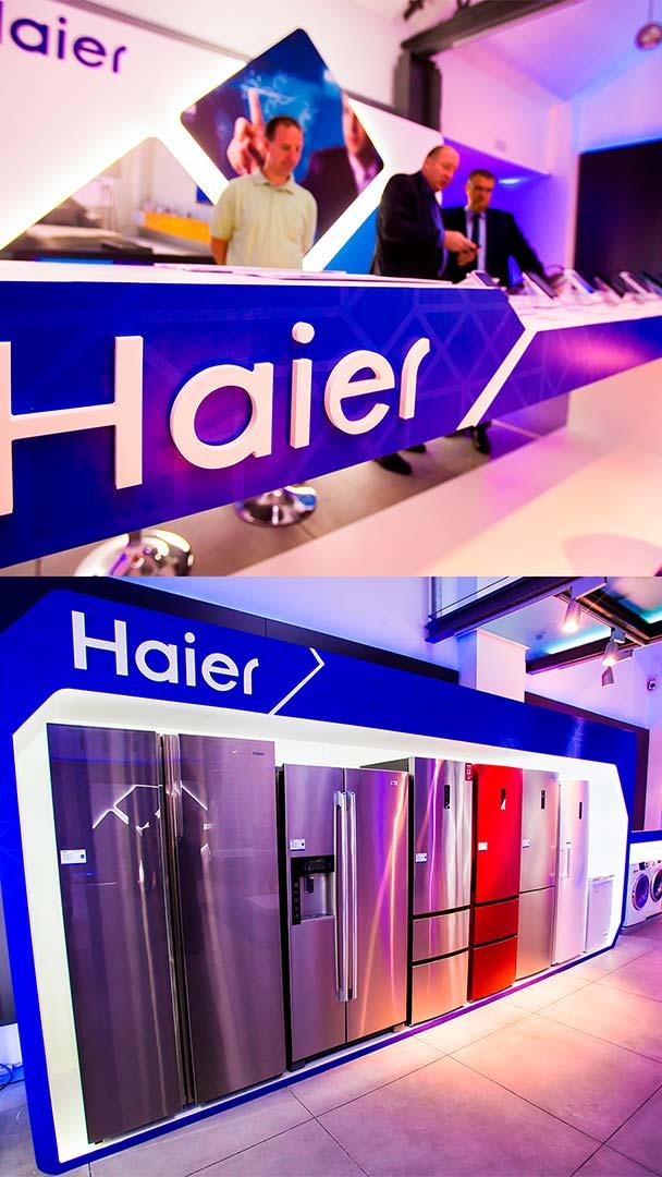 Novedades en electrodomésticos de Haier