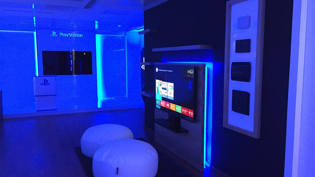 Playroom de PlayStation