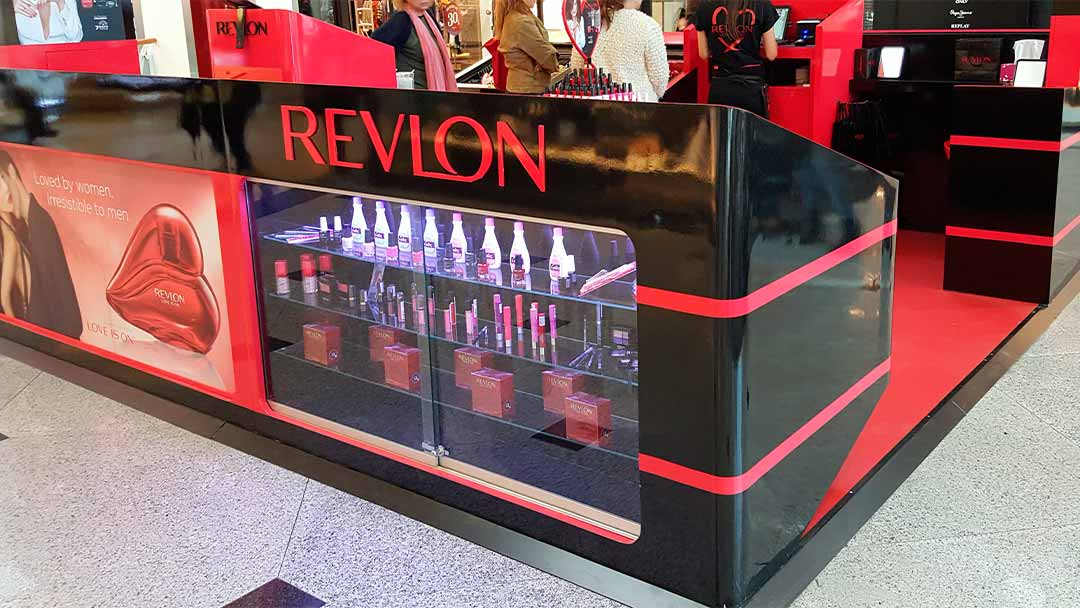 Pop Up Store de Revlon