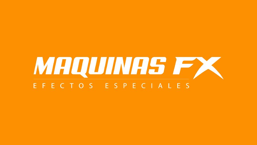 Logo de Máquinas FX