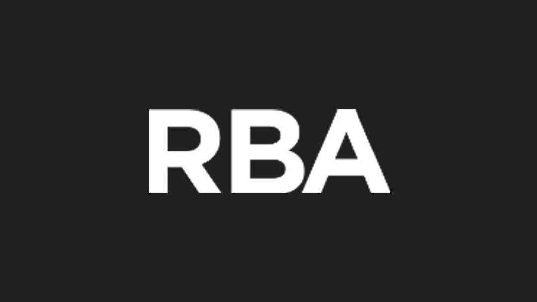 Logo de RBA